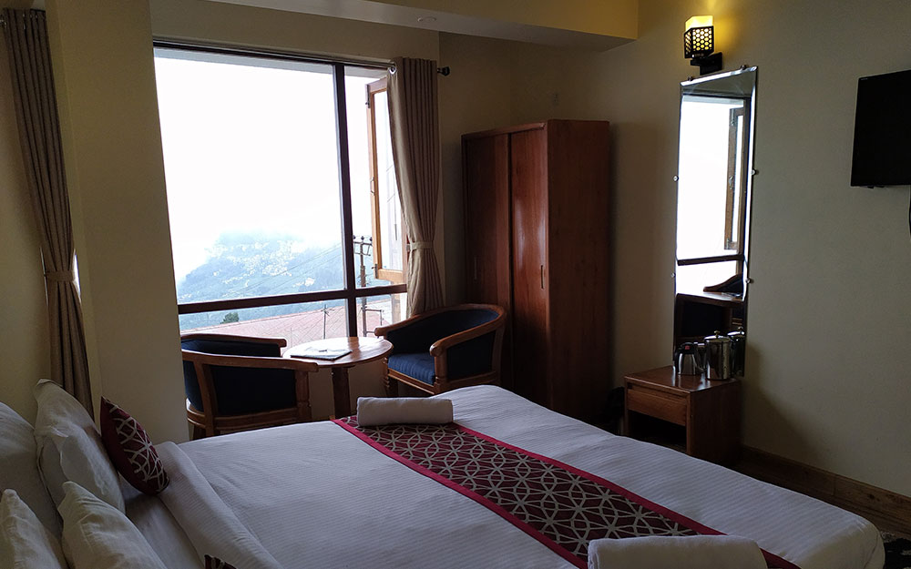 Delight Norling Retreat Darjeeling